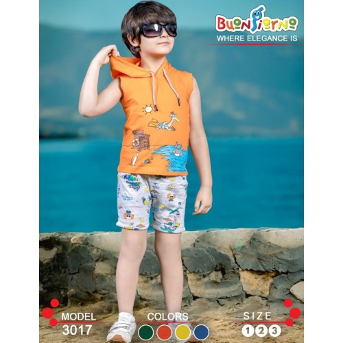 Baby Boys Set (The Best Summer )