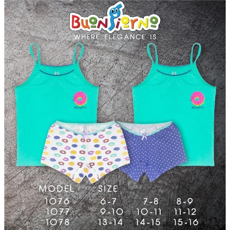 Underwear set (  Donuts  )- [13-16]