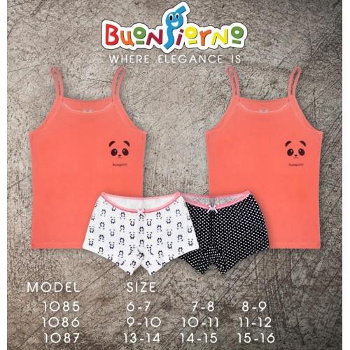 Underwear set (  Panda  )- [9-12]