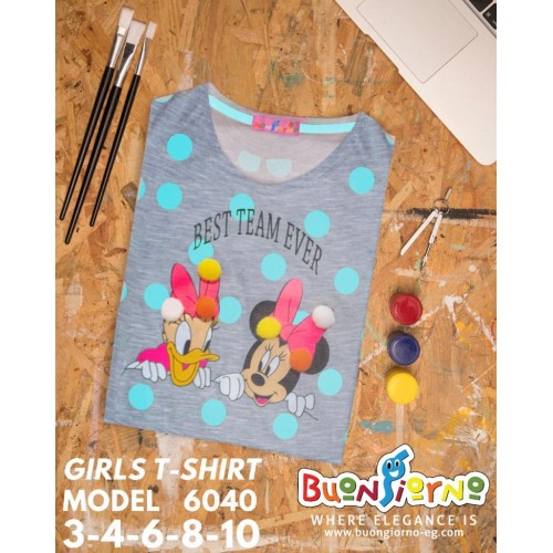 T-shirt mini Mouse for Girls