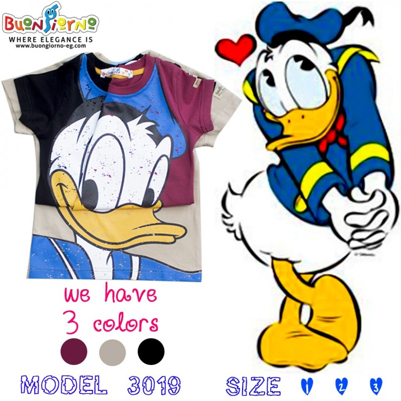 T-shirt  Patot for Baby Boys