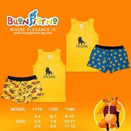 Underwear set (  Lion King )- [9:12]