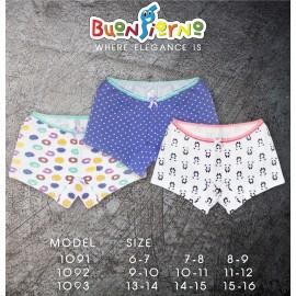Pack Underwear ( Group 2 ) - [6:9]