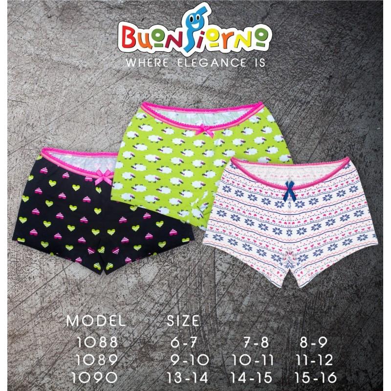 Pack Underwear ( Group 1 ) - [6:9]