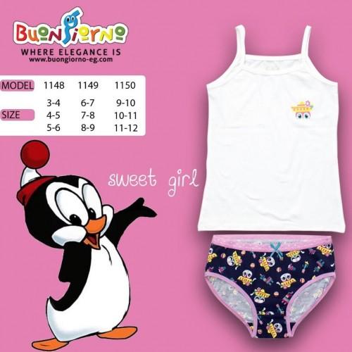 Underwear set (  Penguin  )- [6-9]