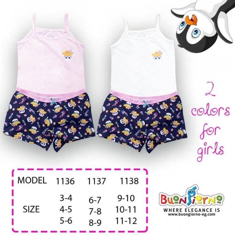 Underwear set ( Penguin   )- [3-6]