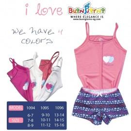 Underwear set ( Love  )- [9:12]
