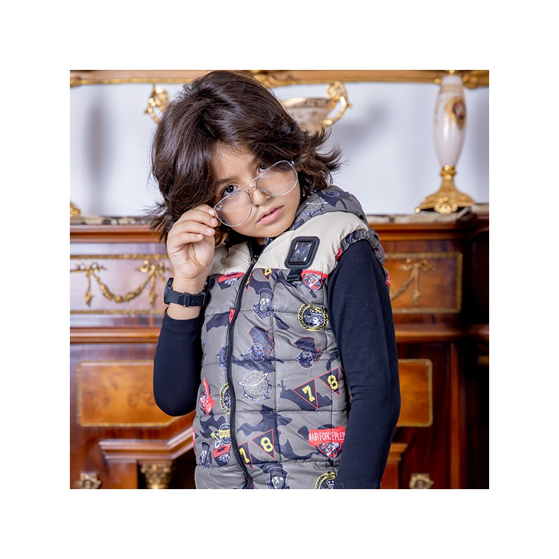 Pump jacket For Boys
