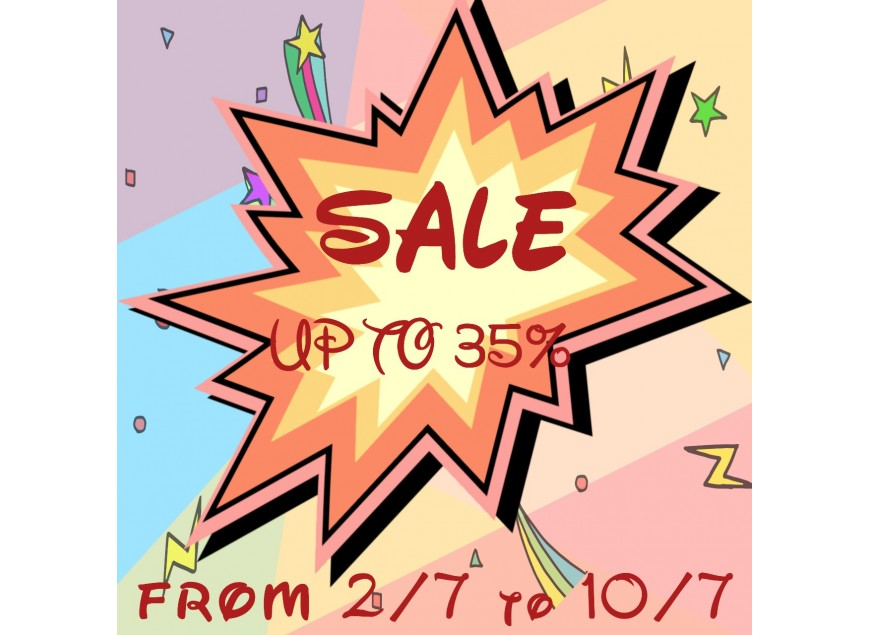 Sale Up To 35%