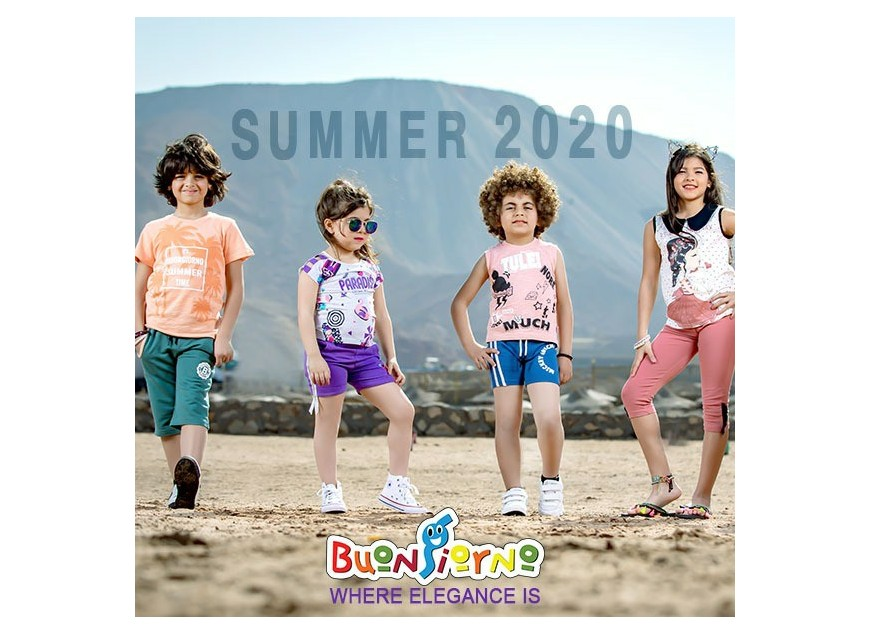 Summer 2020 Collection